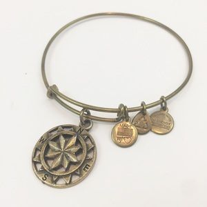 Alex and Ani Bronze Bracelet